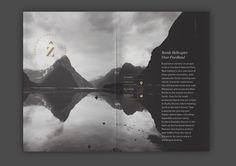An Elegant Travel Kit Packaging Design for Zenith