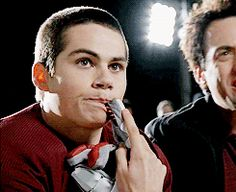 Image uploaded by Toxic Teen Wolf. Find images and videos about teen wolf and season 4 on We Heart It - the app to get lost in what you love. Teen Wolf Dylan, Teen Wolf Stiles, Dylan O'brien, Teen Wolf Seasons, Wolf Stuff, Wolf Love, O Brian, I Want To Cry, Best Shows Ever