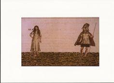 """Los Canarios según Torriani, en el libro """"La Tribu de los Canarii"""". Enlace al ebook: http://investigacionesdigitalescanarias.blogspot.com.es/"""