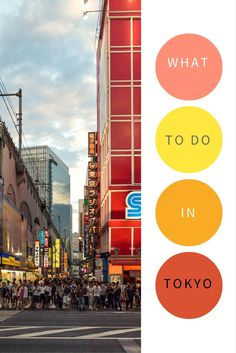 Thinking about heading to Tokyo? Check out all you need to know on What To Do In Tokyo - A 5 Day Tokyo Itinerary