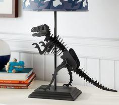 Dinosaur Lamp Base #pbkids
