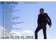 Mo McRae in FLOS FLORIS