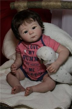 Дениска, кукла реборн из молда Marley от Ann Timmerman / Куклы Реборн Беби - фото, изготовление своими руками. Reborn Baby doll - оцените мастерство / Бэйбики. Куклы фото. Одежда для кукол