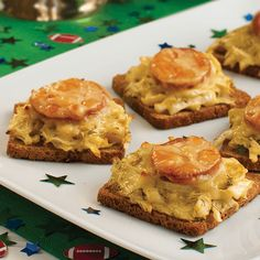 Mini Reubens with Honey Mustard Slaw - Change up that usual lunchtime sandwich with Hillshire Farm<sup>®</sup> Mini-Reubens featuring Hillshire Farm<sup>®</sup> Polska Kielbasa. Any reuben with this much flavor is a great lunchtime break during a busy day.
