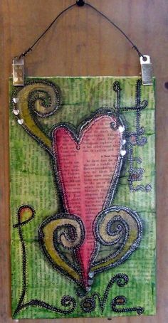 Love & hate by Heidi Siggers