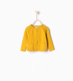 Cardigã Zara Knitwear Brechó Infantil Mundo Kids