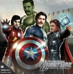 """hulk"" etiketli monteler / Bobiler.org"
