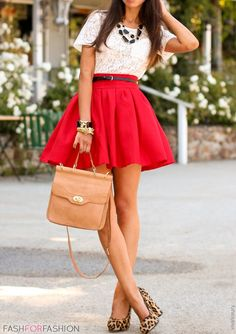 20 Pin-Worthy Valentine's Outfits | Breezy Cheetah Pop