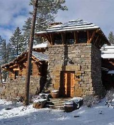 Fire tower cabins on pinterest towers cabin and fire for Fire tower cabin plans