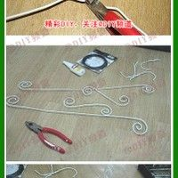 Nice wire craft - foreign language site but the pics are self-explanatory!