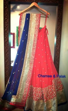 Chamee and palak