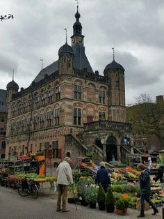 Deventer de Waag op de Brink 17 April 2015 - Fotograaf Moric van der Meer