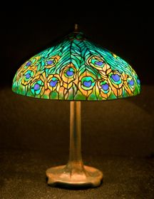 "PepperWood Miniatures' Dan Worsham's Lamps are 2"" wide X 2 ½"" tall."
