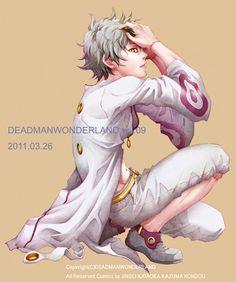 deadman wonderland toto sakigami