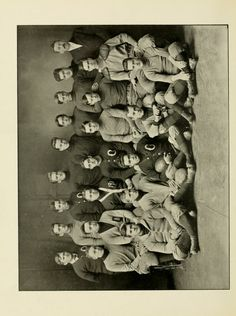 Athena yearbook, 1910 :: Ohio University Archives