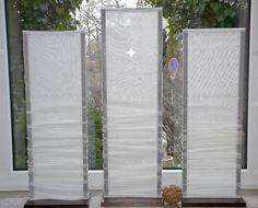 Wohntextilien - stehende Gardinen XXL - ein Designerstück von stehga bei DaWanda