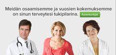 Terveyden tukipilarit | Verkkokauppa