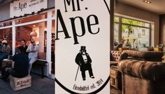Mr. Ape (Eimsbüttel) - love this bar!