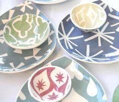 Ceramica originales para presentar tus platos