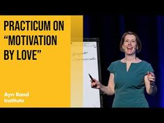 """Practicum on """"Motivation by Love"""" by Jean Moroney Do you select actions because they help you achieve values (""""motivation by love"""") or avoid failures (""""motivation by fear"""")? The same action can lead to happiness or suffereing depending on your reason for taking it. You will learn: - The full meaning of """"motivation by love"""" and its antithesis """"motivation by fear"""" - The need to act from """"motivation by love,"""" i.e., with the achievement of your values as your primary focus - How to switch to a… Full Meaning, Ayn Rand, Meant To Be, Acting, Happiness, Motivation, Love, Learning, Memes"""