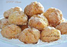 Biscotti alla ricotta con profumo d'arancia | Ricetta