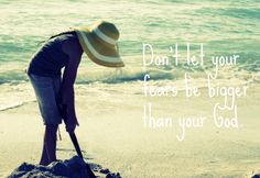 If you have God, you have everything :)