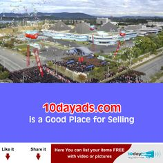 10dayads.com is a good place for selling ‪#‎FreeOnlineSellingAds‬ ‪#‎FreeSellingClassifiedAds‬ ‪#‎PostSellingAds‬