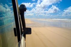 Photo of the Day – Cruising Along Frasier Island – Frasier Island, Australia    Frasier Island is the world's largest sand island and is a massive national park located off the East Coast of Australia. One of the more popular ways to explore the island is renting an off-road vehicle along with the necessary camping equipment and make a two day, two night stay on the island.    Brad and I took this course of travel in 2010 and were put into a group with others from around the globe ...