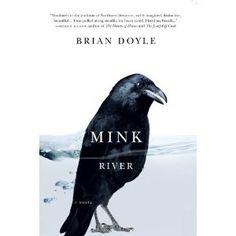 Mink River by Brian Doyle #PQBC #Book