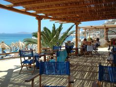 mikonos Islands, Greece, Pergola, Outdoor Structures, World, Places, Travel, Greece Country, Viajes