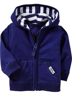 Solid Jersey Hoodies for Baby Product Image