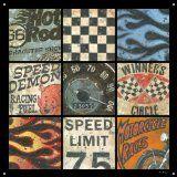 Design Dazzle: 50 Ideas For Car Themed Boys Rooms