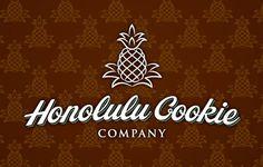 Honolulu Cookie Co. Logo Design
