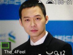 Yuchun...new hairstyle