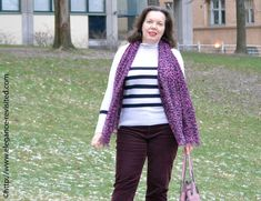 A lifestyle blog about style, travel and the logistics of living in two countries by a 50-something Lifestyle Commuter.