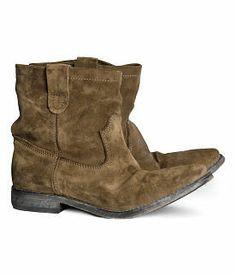 ISABEL MARANT FOR H&M JENNY BOOTS SIZE UK 4 EU 37 | eBay