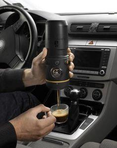 handheld espresso machine #necessity
