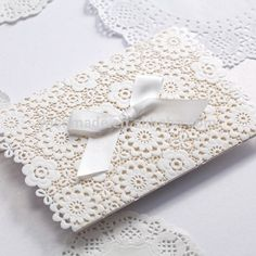 Lace Muslim Wedding Invitations Elegant Embossed White Ribbon Event Party Supplies Wedding Invitation Cards Cw5059 - Buy Muslim Wedding Cards,Wedding Cards,Invitation Card Product on Alibaba.com