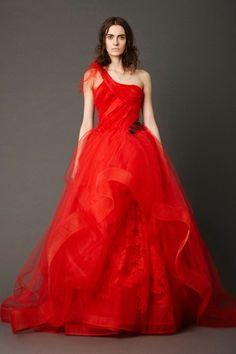 Vera Wang wedding dress - 2013