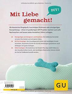 Selbstgemacht! Lieblingsstücke für den Hund GU Tier - Spezial: Amazon.de: DaWanda DaWanda: Bücher