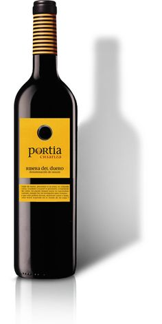 Portia Crianza---It's only right for me to try this :)
