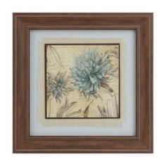 Botanical Sketches II Framed Art Print | Kirklands