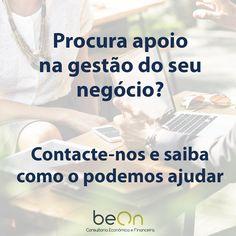 Fale connosco e saiba como o podemos ajudar a desenvolver o seu negócio. . . . #beon #consultoria #negocios #apoio #gestao #economia #financeira #investe #portugal2020 #comercio