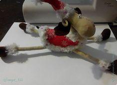 Новогодний лось | Страна Мастеров Soft Dolls, Reindeer, Navidad, Animales