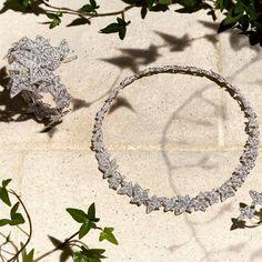 Boucheron's Lierre de Paris Collection Honors Nature's Triumphs