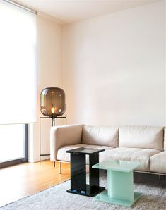 Design Hänge Leuchte Couch Tisch Pendel Lampe oval Schlaf Zimmer Beleuchtung E27