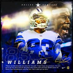 Dallas Cowboys 2015-16 Social Media Graphics on Behance