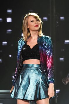 """Taylor Swift performs during the """"1989"""" world tour at Tokyo Dome in Tokyo, Japan, on May 6, 2015.   - Cosmopolitan.com"""