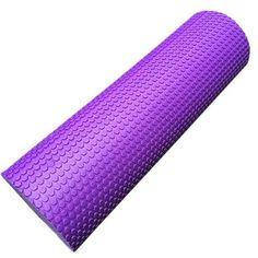 1Pcs 45x15cm Physio EVA Foam Yoga Pilates Roller Gym Back Exercise Home Massage Hot Sale