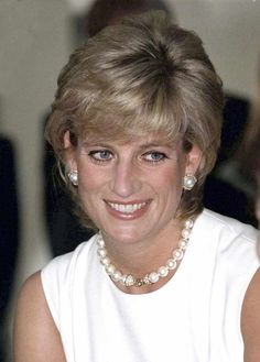 Princess Diana 1995
